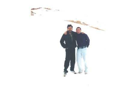 Myself & Ajay