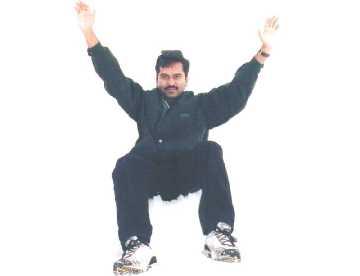 Ramesh on ICE !