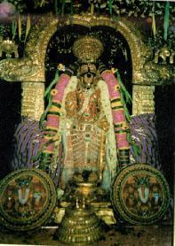 Renganatha in Uraiyur